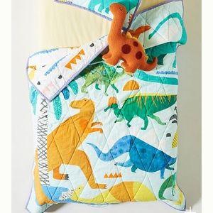 Natasha Durley Dinosaur Dreams Kids Quilt